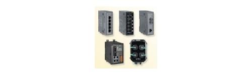 Switch-uri Ethernet fara management rezistente la apa IP67