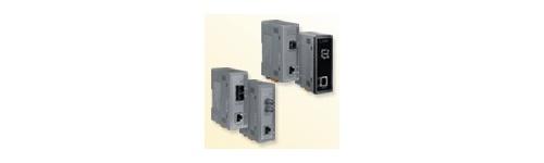Media convertoare industriale 10/100 Base-TX la 1000 Base-SX/LX
