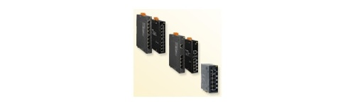 Switch-uri Ethernet PoE cu management cu fibra optica