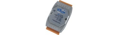 Module I-7000 cu I/O digitale