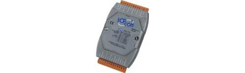 Module M-7000 cu I/O digitale