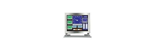 Calculatoare touch panel cu carcasa din inox