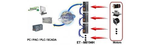 Echipamente Ethernet I/O pentru controlul actionarilor